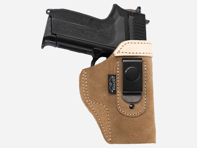 IWB Suede Leather Holster